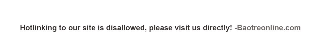 Thông báo của một nhà hàng